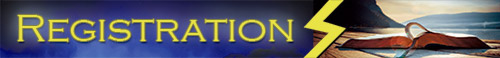 Mega Power Youth Convention Registration Banner